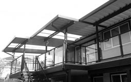 Aluminum Patio Covers and Deck Covers for a Special Outdoor Space