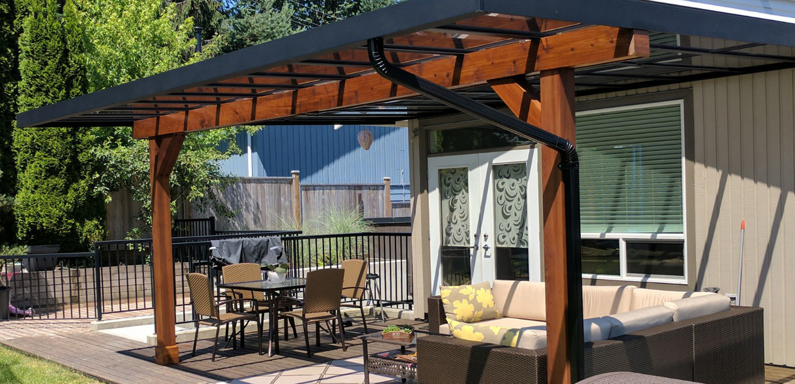 Patio Cover Vancouver