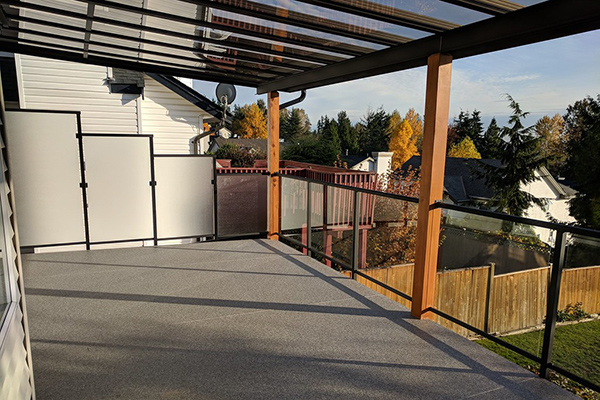 Get Started on Your Glass Patio Cover with a Professional Deck Builder