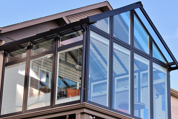 Our Professionals Bring Your Glass Solarium Design Ideas to Life