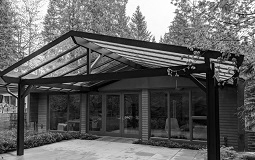 Glass Patio Covers from a Reputable Deck Builder